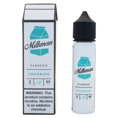 The Milkman Churrios 50/60ml