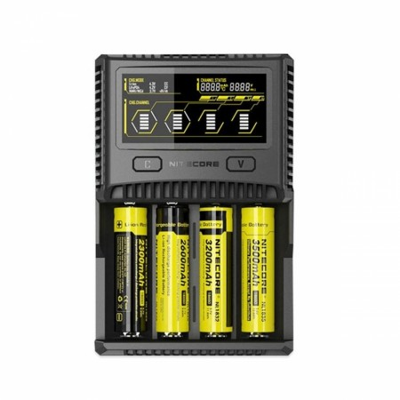 Nitecore Digicharger SC4