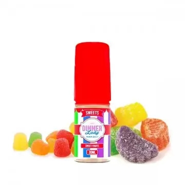 Dinner Lady Sweet Fruits 30ml