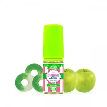Dinner Lady Apple Sours 30ml
