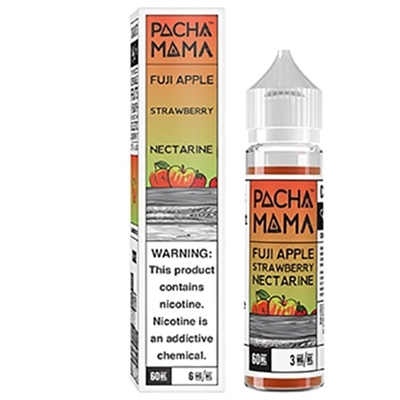 Pacha Mama Fuji Apple Strawberry
